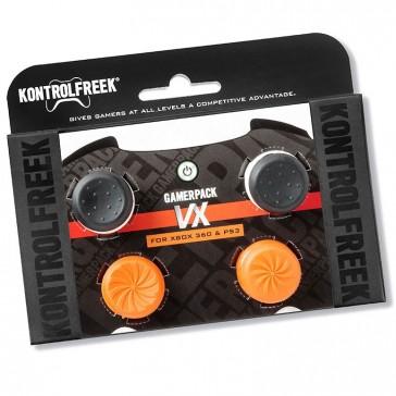 KontrolFreek GamerPack VX-X360/PS3 Accesorio mando