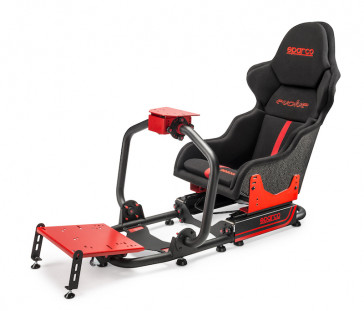 Cockpit Sparco Evolve-C Car Racing Simulator