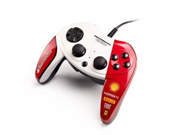 Gamepad Thrustmaster F1 Dual  Analog Ferrari F150