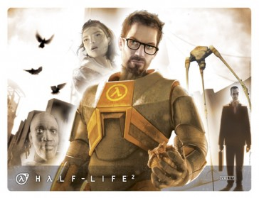 Alfombrilla SpeedPad  Half-Life 2 Gordon Freeman