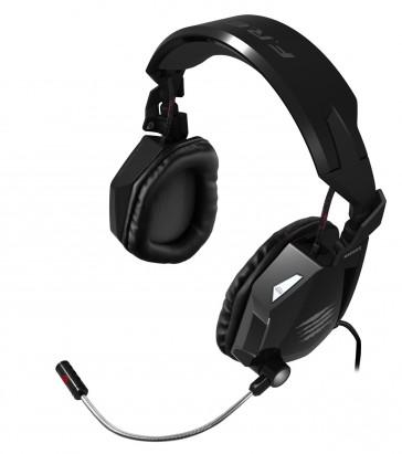 Auriculares Mad Catz FREQ 7 -  Negro brillante