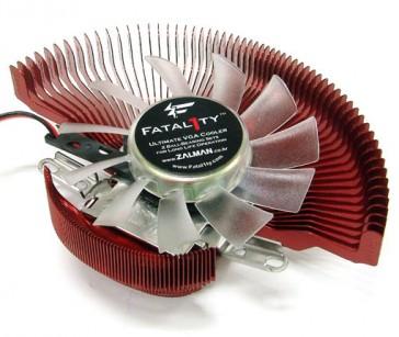 Disipador VGA ZALMAN Fatal1ty FS-V7