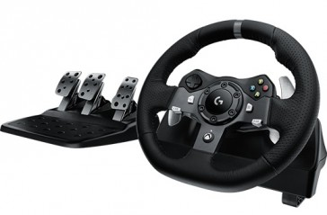 Volante Logitech G920 Racing Wheel- Xbox One/PC