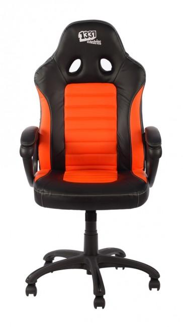 Silla Gaming 1337 Industries GC607/NO - Naranja