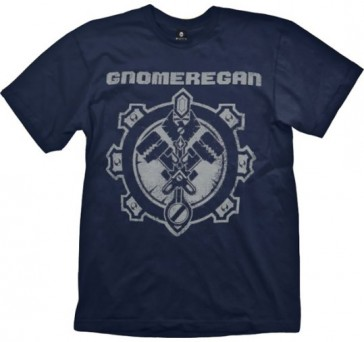 Camiseta WOW -  Gnomeregan - Talla S