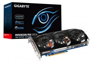 Gigabyte R9 280X 3GB - GV-R9280XOC-3GD-GA