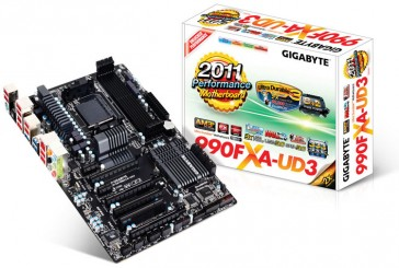 Placa Base Gigabyte GA-990FXA-UD3 - Socket AM3+