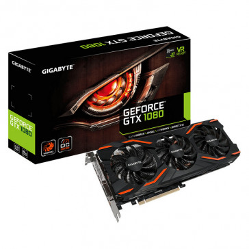 Gigabyte GeForce GTX1080 WindForce OC  - 8GB