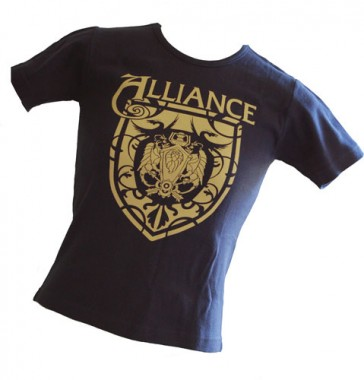 Camiseta World of Warcraft -  Alianza - Talla L