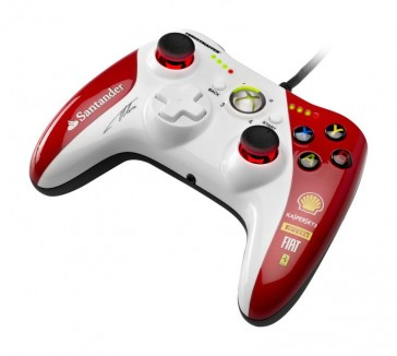 Gamepad Thrusmaster GPX Lightback -  Ferrari F1 Ed