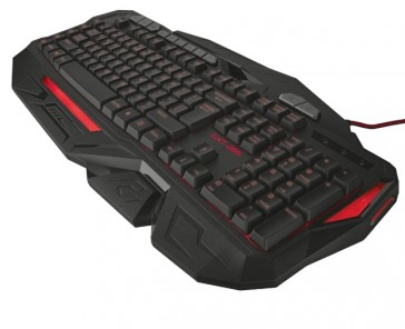 Teclado Trust GXT 285 Advanced Gaming- ES