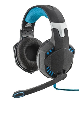 Auriculares Trust GXT 363 7.1 Bass Vibration- PC