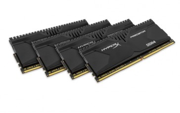 Kingston HyperX DDR416GB(4x4GB) 2800MHz