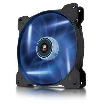Ventilador Corsair AF140 - Azul LED - Quiet - 140m