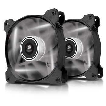 Ventilador Corsair AF120 Led Blanco - Dual - 120mm