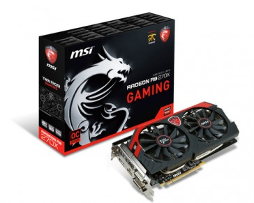 MSI R9 270X GAMING - 4GB