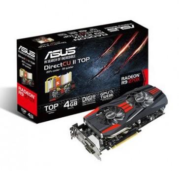 ASUS Radeon R9 270X DirectCU II TOP - 4GB