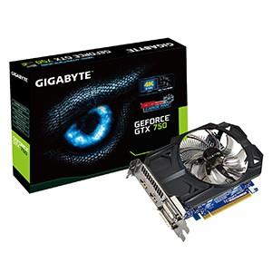 GigabyteGeForce GTX750 - GV-N750OC-2GI