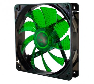 Ventilador NOXCoolfan120 -LED Verde