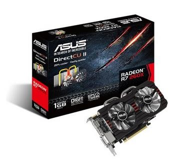 ASUSRadeonR7260X- 1GB