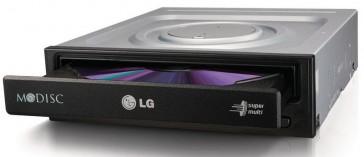 Grabadora DVD LG 24X OEM SATA GH24NSC0 - Negra