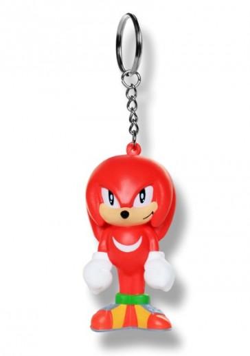Llavero Sonic - Knuckles - Anti Stress