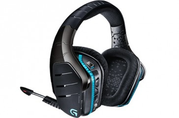 Auriculares Logitech G933 RGB Wireless Gaming 7.1