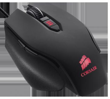 Ratón CorsairRaptorM45 - Óptico - 5000DPI