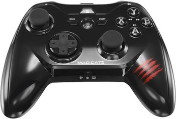 Gamepad Mad Catz C.T.R.L.R - Gloss Black