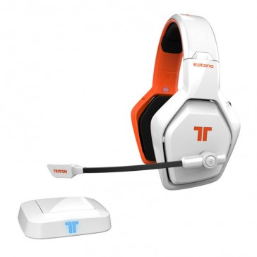 Auriculares Tritton Katana HD 7.1 Wireless Blanco