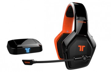 Auriculares Tritton Katana HD 7.1 Wireless Negro