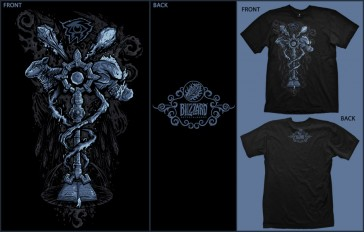 Camiseta WOW Mage Legendary Class - Talla XL