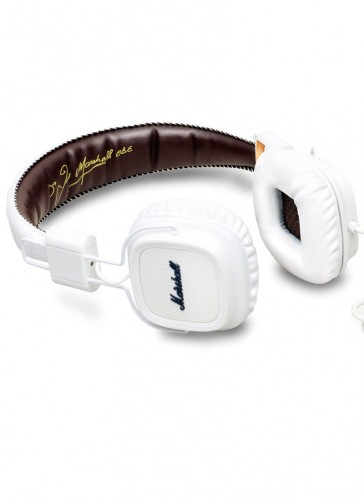 Auriculares Marshall Major Mic - Blanco