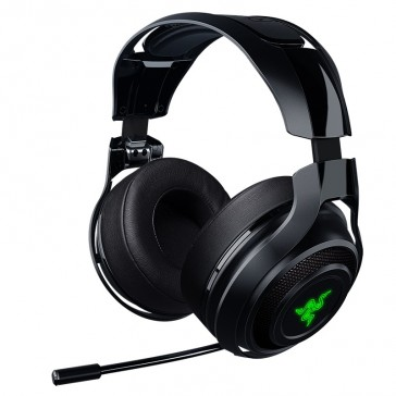 Auriculares Razer Manowar Wireless  - 7.1- PC/PS4