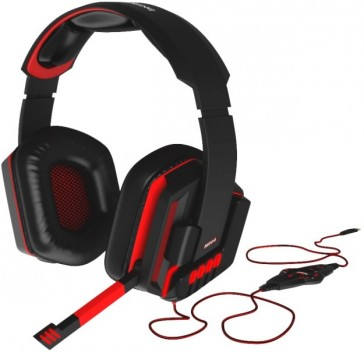 Auriculares Mars Gaming MH4V2 - Sensus 7.2