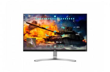 """Monitor LG 27UD68-W 27"""" LED 4K"""
