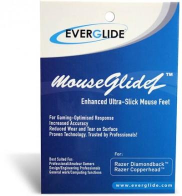 Surfers Everglide Mouse  Glidez para Razer Krait