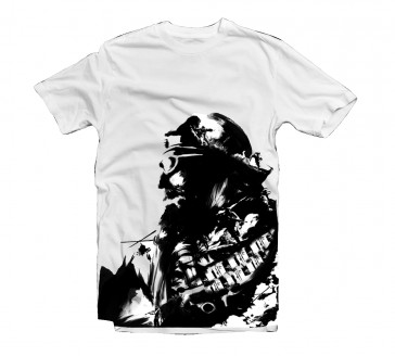 Camiseta Medal of Honor - Graffiti - Talla XL