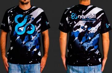 Camiseta Newskill Nami- Talla XL