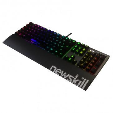 Teclado Newskill Hanshi Spectrum mecánico BROWN-ES