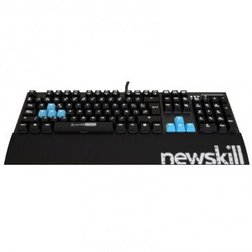 Teclado Newskill Hanshi Gaming Mecánico- RED