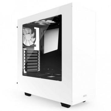 Caja NZXT S340 Blanca