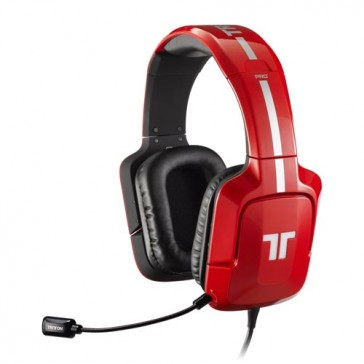 Auriculares Tritton Pro Plus True 5.1 - Rojo - PC
