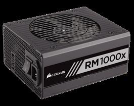 FuenteCorsairRM1000x80+ Gold - Modular - 1000W