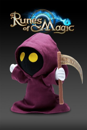 Peluche Runes of Magic - Little Death - 21cm