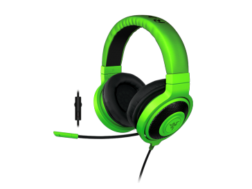 Auriculares Razer Kraken PRO 2015 - Verde