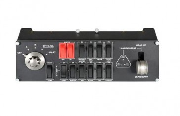 Logitech Saitek Pro Flight Switch Panel  - PZ55
