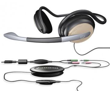 Auriculares Sennheiser PC 145  -USB-
