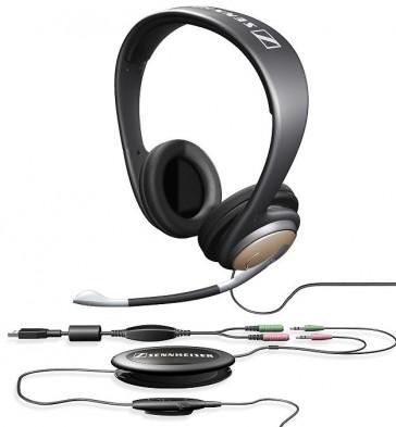 Auriculares Sennheiser PC 155  -USB-