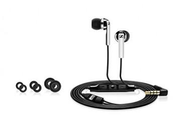 Auriculares Sennheiser CX 2.00i - Negro - Iphone